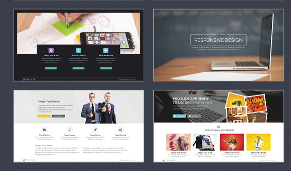 Best Presentation Templates for PowerPoint - Option 1