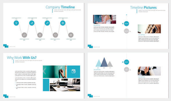 Best Presentation Templates for PowerPoint - Option 3