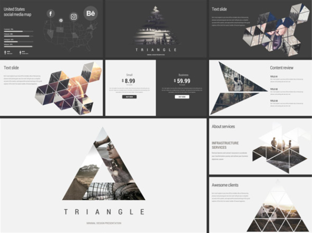 Triangle-Keynote-Template