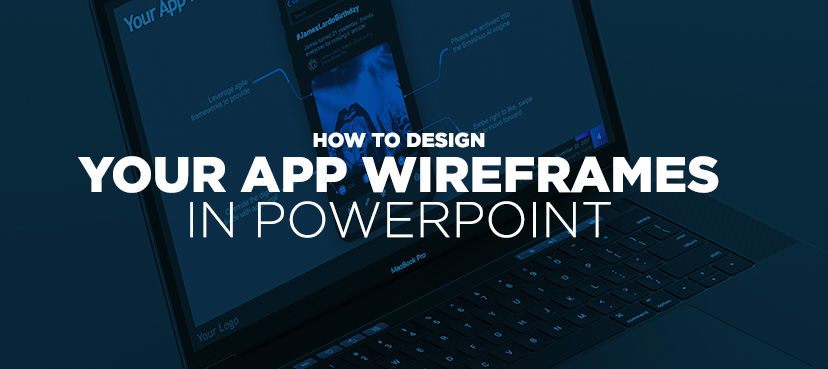 How to design your app wireframes in powerpoint or keynote learn how to design your app wireframes with the entrepreneurs wireframe kit powerpoint template keynote version also available toneelgroepblik Image collections