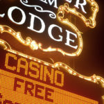Photo if Casino Signage