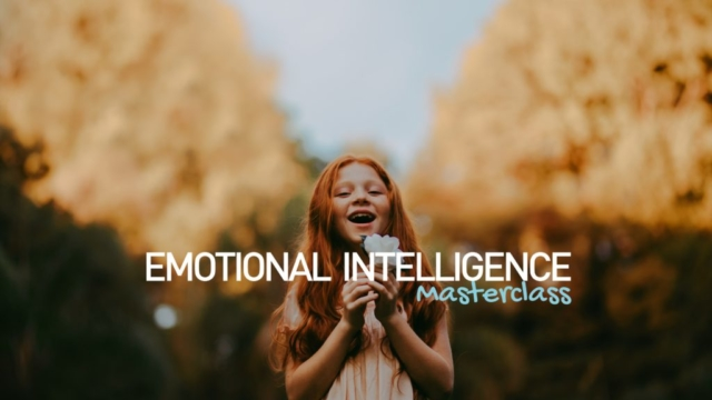 Social Topic Presentation Design - Emotional Intelligence