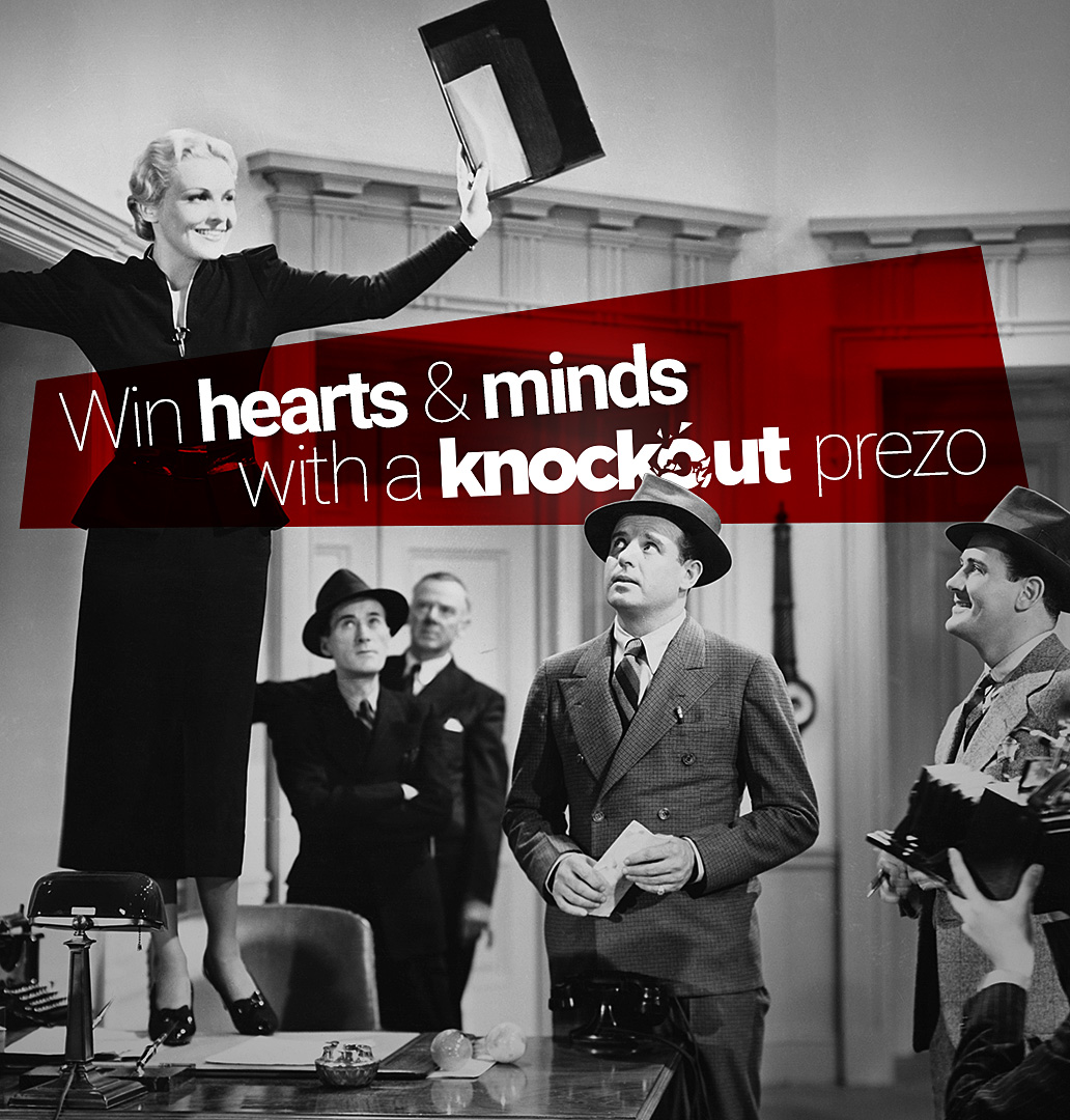 Cover Art - Win Hearts and Minds with a Knockout Prezo