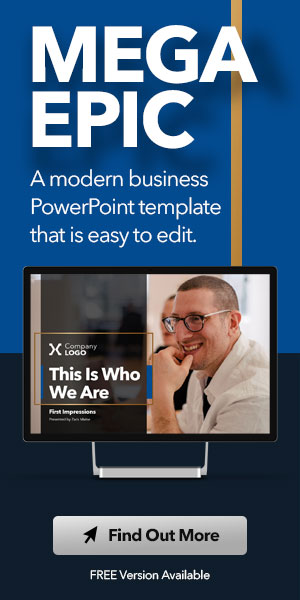 PowerPoint and Keynote Wireframe Template